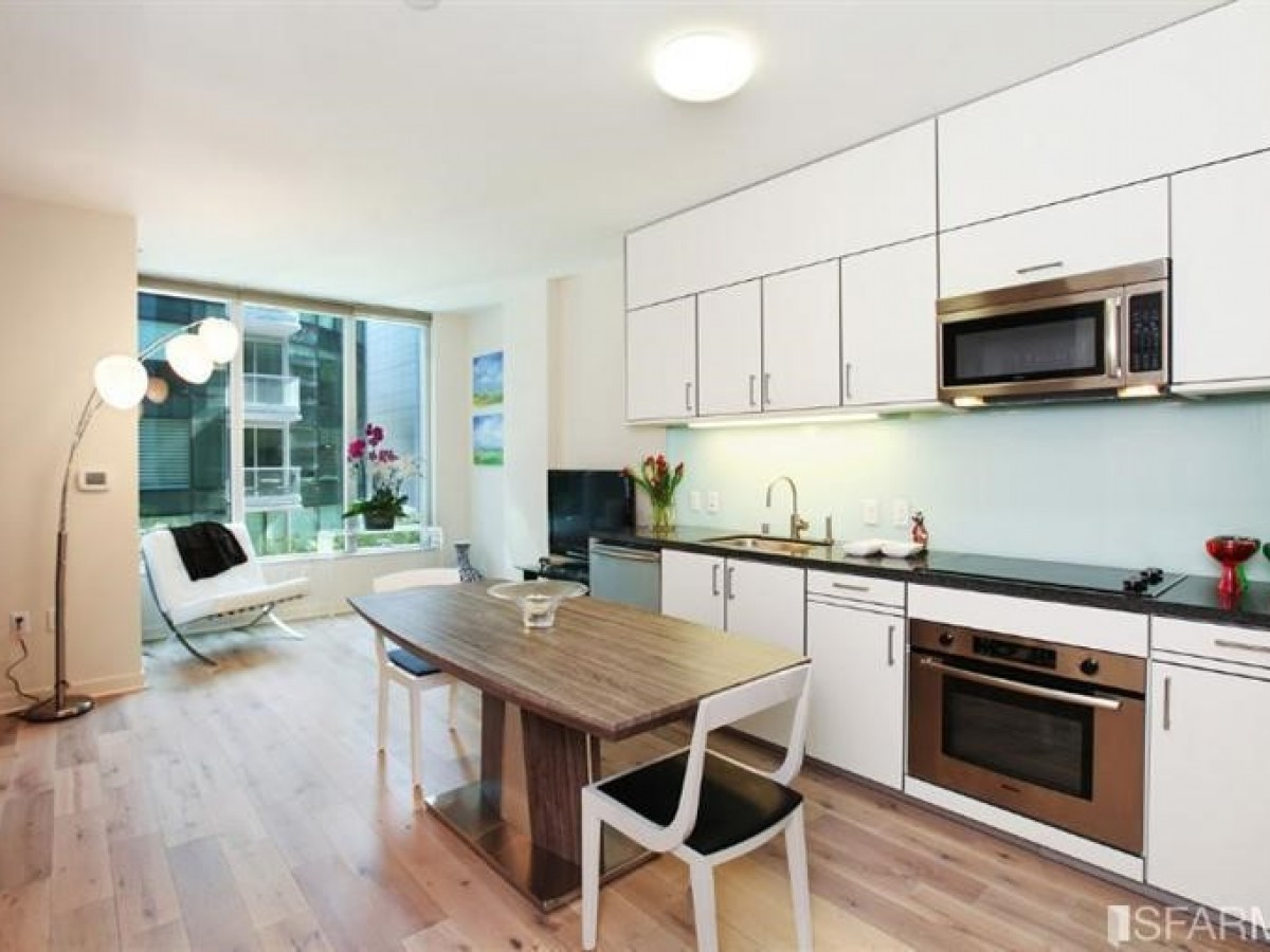 Infinity towers San Francisco 318 Spear Street 4G – SOLD